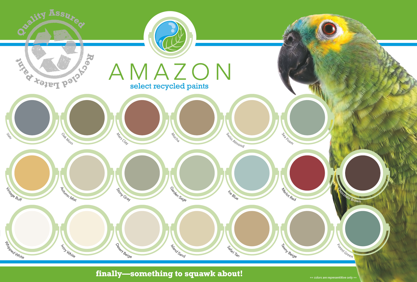 Amazon Select Paints